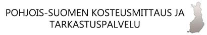 Pohjois-Suomen Kosteusmittaus ja Tarkastuspalvelu